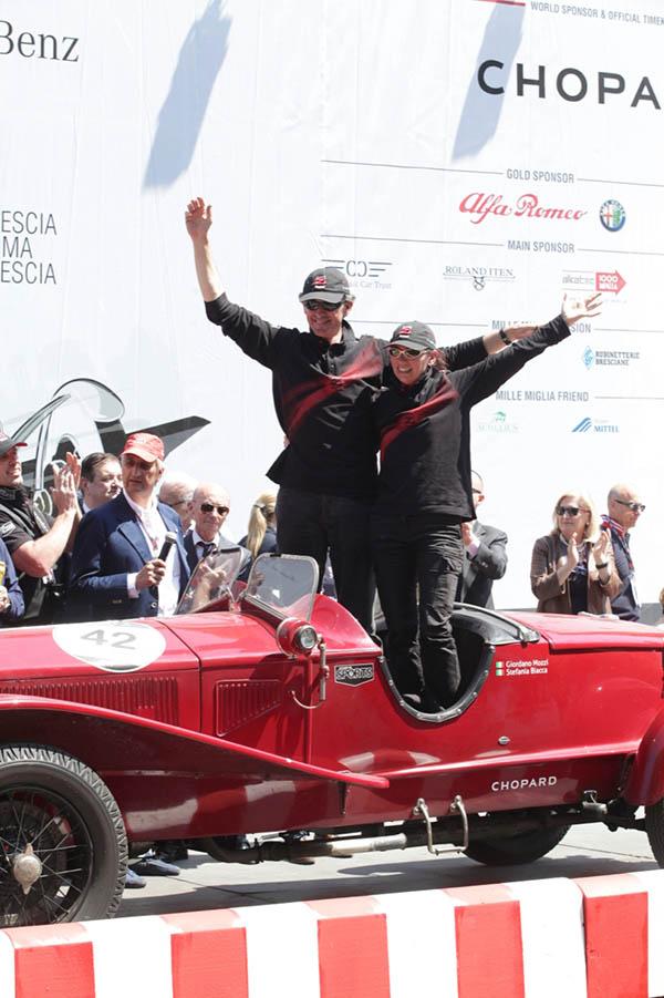 Lancia Lambda Mille Miglia 2014