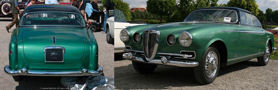 1952 Lancia Aurelia B52 Vignale