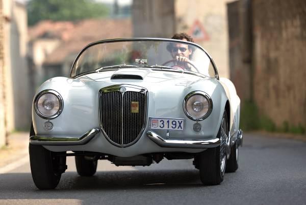 Lancia Aurelia B24 Spider America z 1955 roku