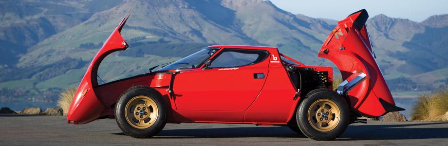Lancia Stratos Stradale z 1974 roku